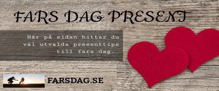 Fars dag presenter 2019